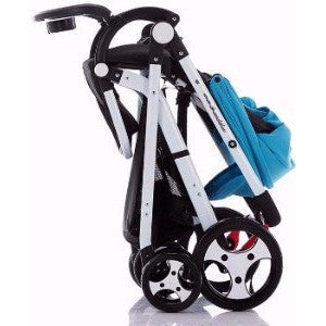 Baby Stroller Ultra-light Portable Folding Shock Four Seasons Bb Baby Hadnd Car Umbrella