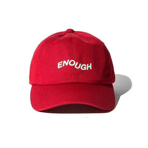 "Dad Hats - ""ENOUCH"" Dad Hat"
