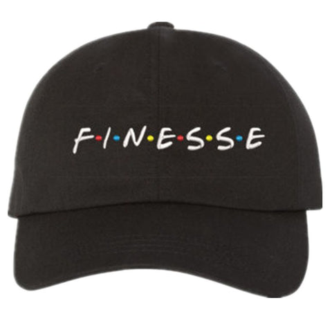 "Dad Hats - ""FINESSE"" Dad Hat"