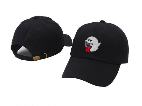 "Dad Hats - ""Ghost Boo"" Dad Hat"