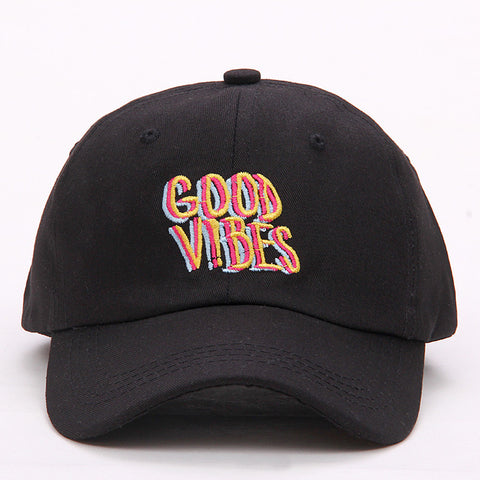 "Dad Hats - ""Good Vibes"" Dad Hat"