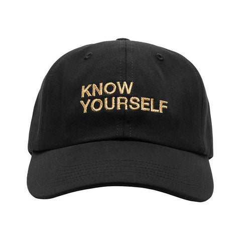"Dad Hats - ""Know Yourself"" Dad Hat"