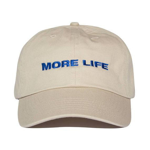 "Dad Hats - ""More Life"" Dad Hat"