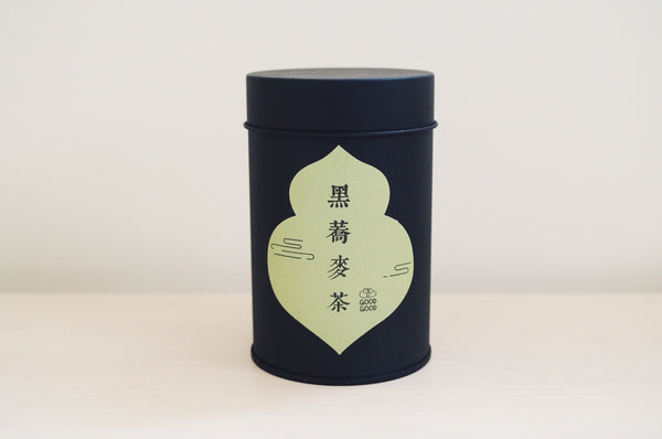 Sichuan Black Buckwheat Tea <br> 四川大凉山黑蕎麥茶
