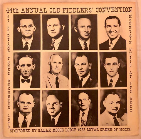 44th Annual Old Fiddlers Convention