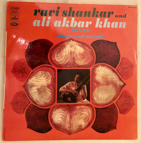 Ravi Shankar and Ali Akbar Khan ‎– Duets Sitar And Sarod
