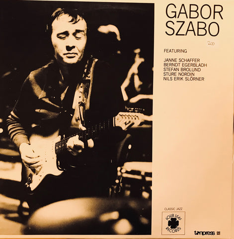Gabor Szabo - Small Worlds