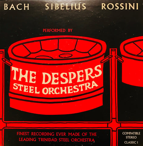 The Despers Steel Orchestra - Bach Sibelius Rossini