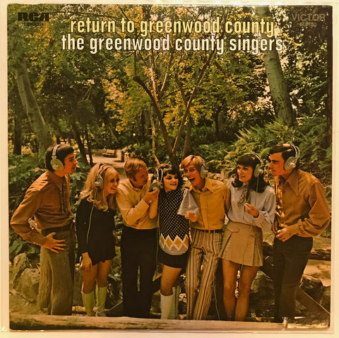 The Greenwood County Singers - Return to Greenwood County