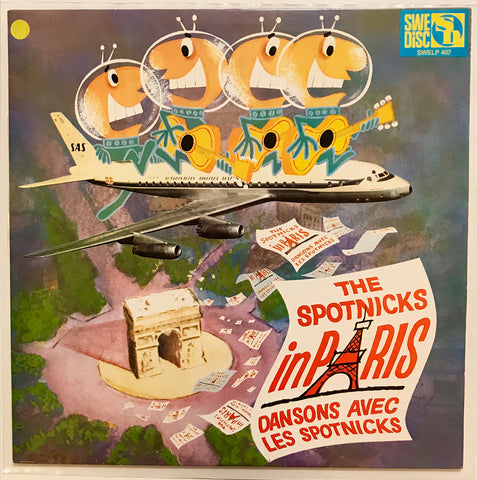 The Spotnicks - In Paris