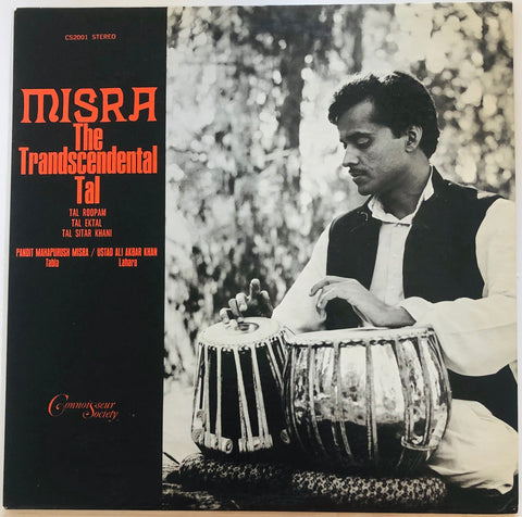Misra - The Trandscendental Tal