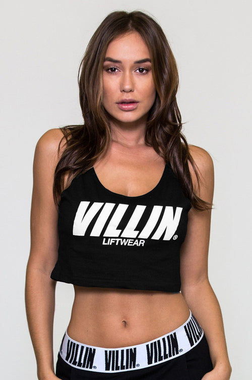 Villin Base Two.Zero Crop - Ludus Athleisure
