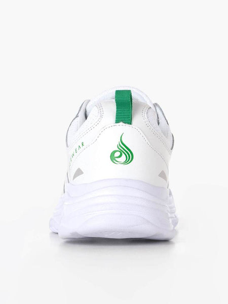 High Ryder Sneaker - White - Ludus Athleisure