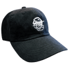 Ghost Dad Hat Black - Ludus Athleisure