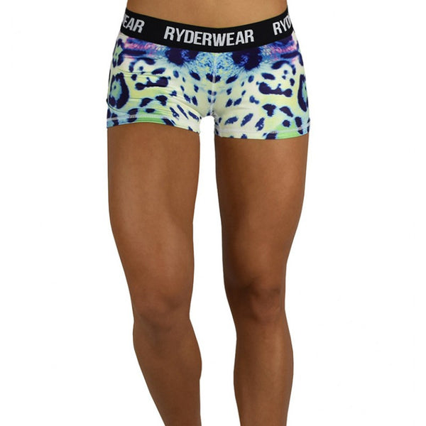Jungle Fever Shorts - Ludus Athleisure