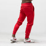 Jogger Sweat Pants Red - Ludus Athleisure