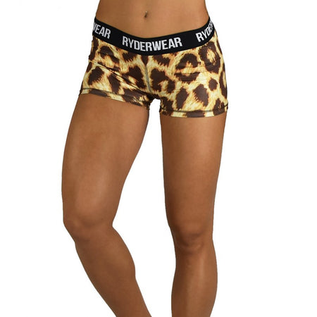 Jungle Fever Shorts
