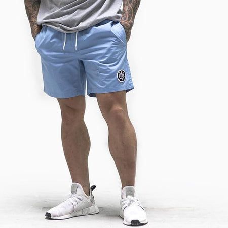Prestige Worldwide Sweat Shorts Black