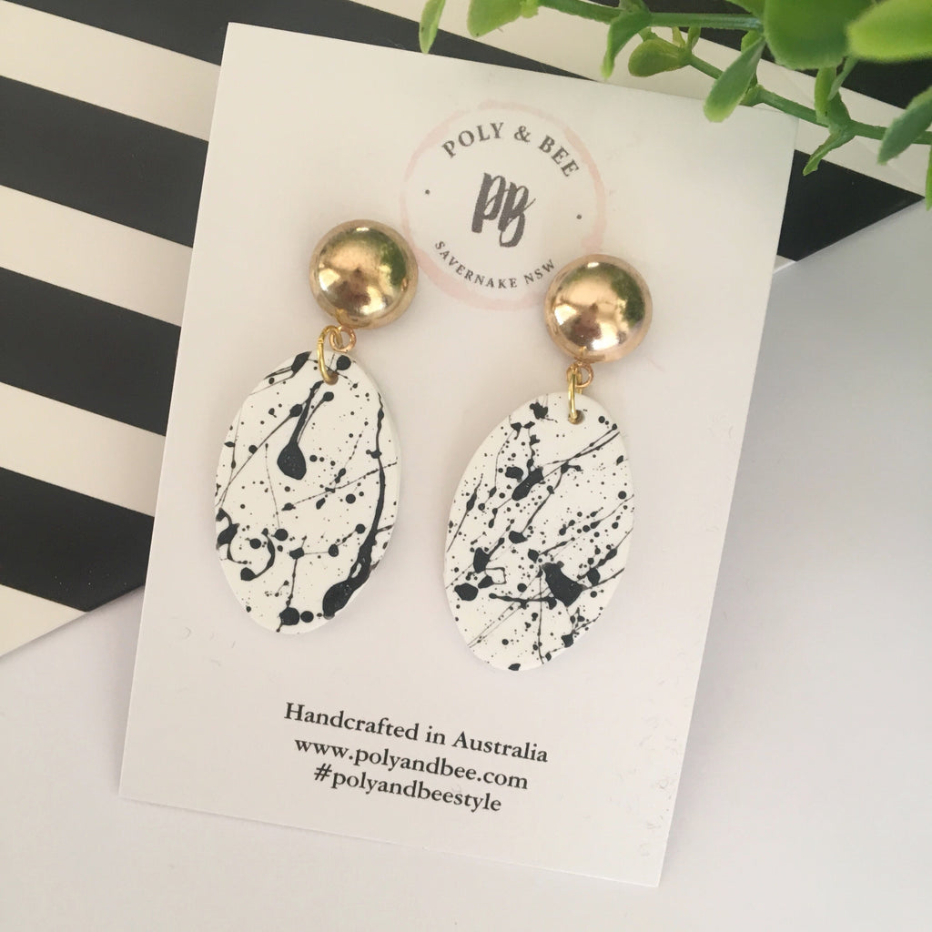 Mulwala Statement Earring (w)