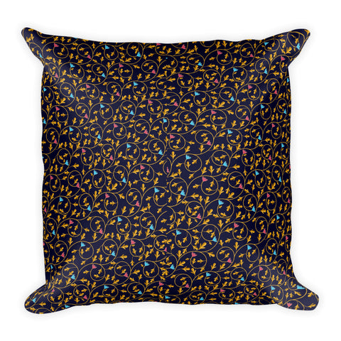 A Nod To Nouveau Pillow