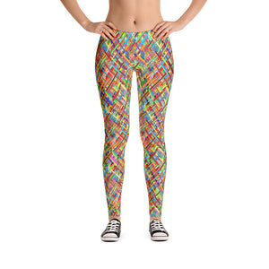 Colourful Chaos Leggings