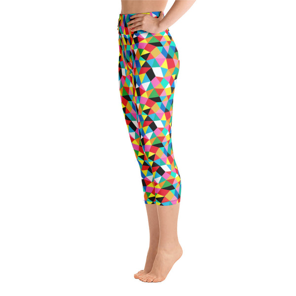 Nelly Yoga Capri Leggings (Alt Colours)