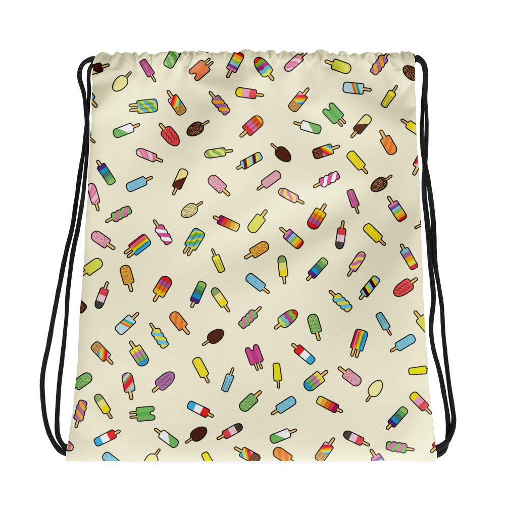Lost Ice CREAM Drawstring bag