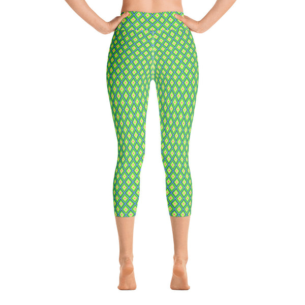 Audrey's Yoga Capri Leggings