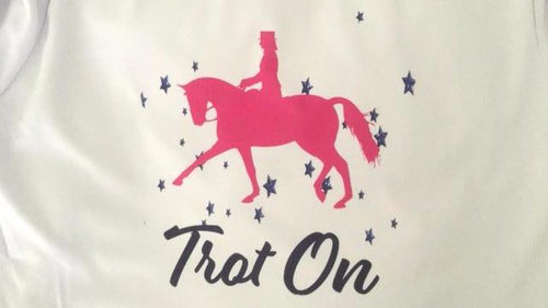 Trot On T-shirt