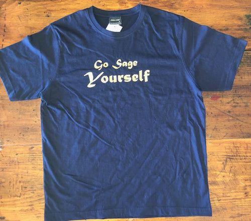 go-sage-yourself-tshirt