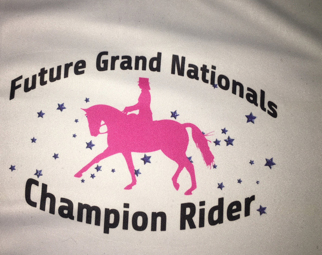 Future Grand Nationals Champion Rider T- Shirt