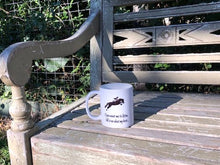 Talk about my Horse Mug