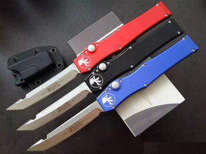 8 COLORS AVAILABLE! Microtech Halo V - VIKNIFE