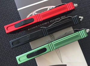 Microtech Scarab Double Action Tanto Knife CNC D2 steel - VIKNIFE