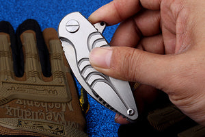 Small Brand Folding Tactical Pocket EDC Knife Karambit - VIKNIFE