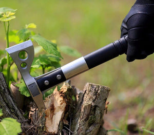 VIKNIFE 1018 MULTIFUNCTIONAL AXE - VIKNIFE
