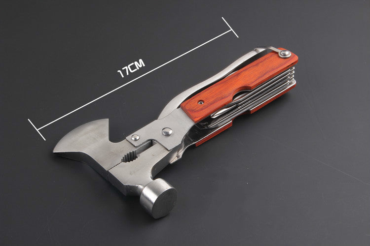 VIKNIFE 1023 MULTIFUNCTIONAL AXE - VIKNIFE