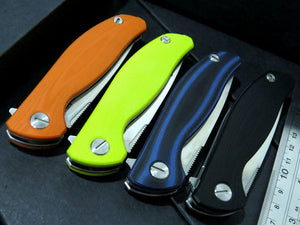 Shirogorov 8 Styles Folding Pocket EDC Knife - VIKNIFE