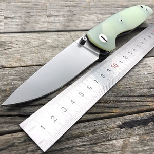 Shirogorov 3 Models Folding Pocket EDC Tactical Knife - VIKNIFE