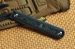 CH Brand Knife High End Original Thin Ball Bearing ZDP189 EDC - VIKNIFE