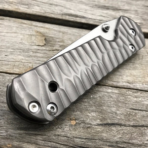 Chris Reeves Knife Folding D2 Steel High-end Quality - VIKNIFE