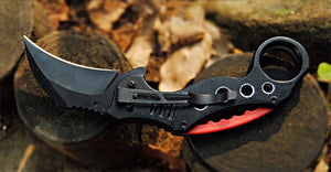 SOG Folding Claw Karambit Edc Tactical Outdoor Brand Knife - VIKNIFE