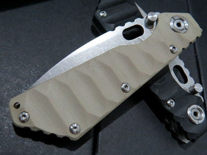 Folding Strider Tanto Stainless - VIKNIFE