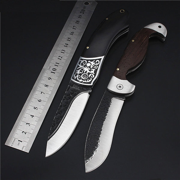 Bestseller Folding EDC Pocket Art Knife Custom Made - VIKNIFE
