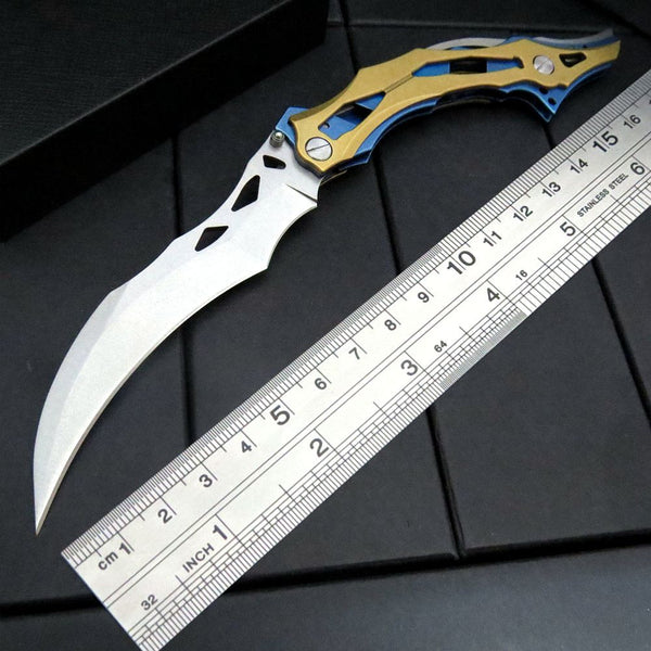 Brand Bestseller Hot Sale Folding Pocket EDC Knife Karambit - VIKNIFE