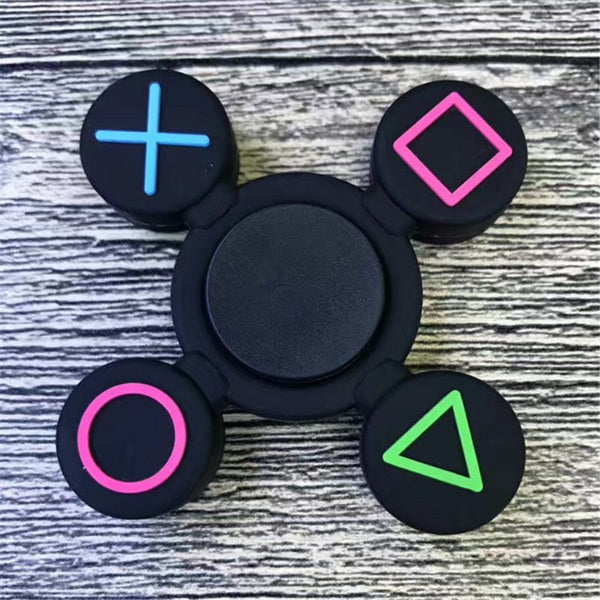 Fidget Spinner New Arrival Metalworn Professional EDC Hand Spinner Torqbar Silicone Fidget Toys Fidget Spinner For ADHD Fun - VIKNIFE