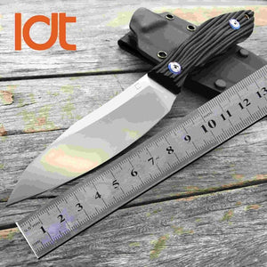 LDT OEM Fixed Blade Knives D2 Blade G10 Handle Survival Camping