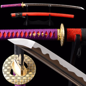 Special Offer Japanese Samurai Sword Katana Sharp Full Tang Cutting Practice Espadas Katana 1095 Carbon Steel Blade Long Knife
