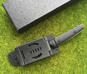 Slay VG-10 blade G10 handle fixed blade