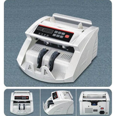Bill counter & Counterfeit Money Detector